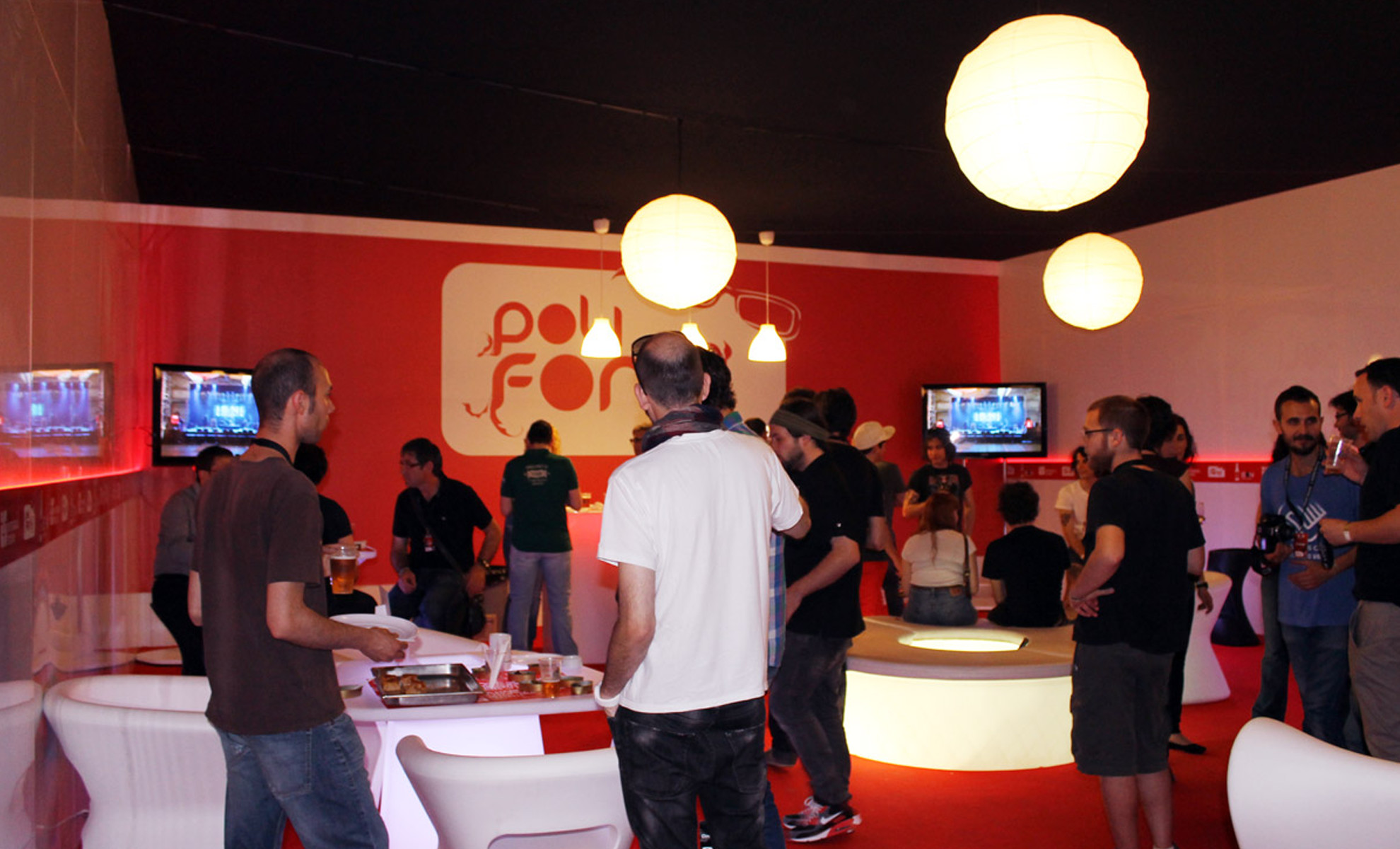 Zona VIP Polifonik Sound 2012 - Vista 4