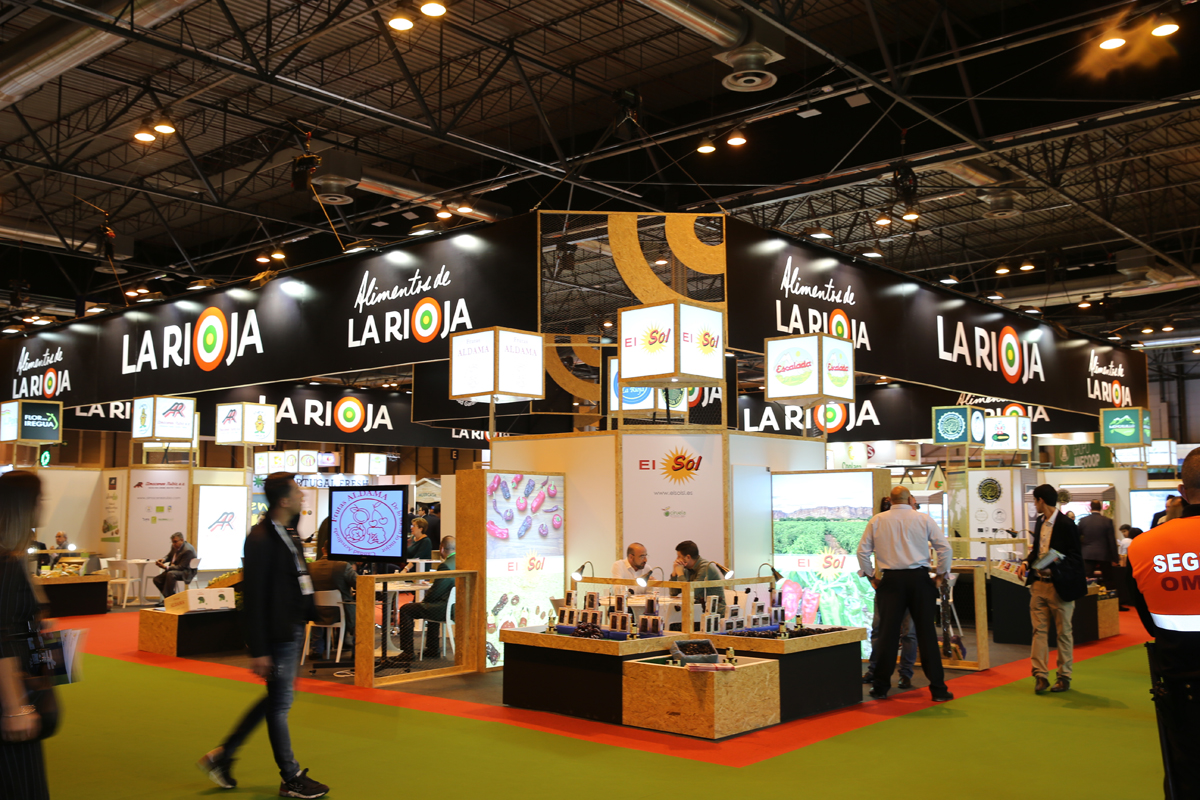 Fruit Attraction 2018. La Rioja