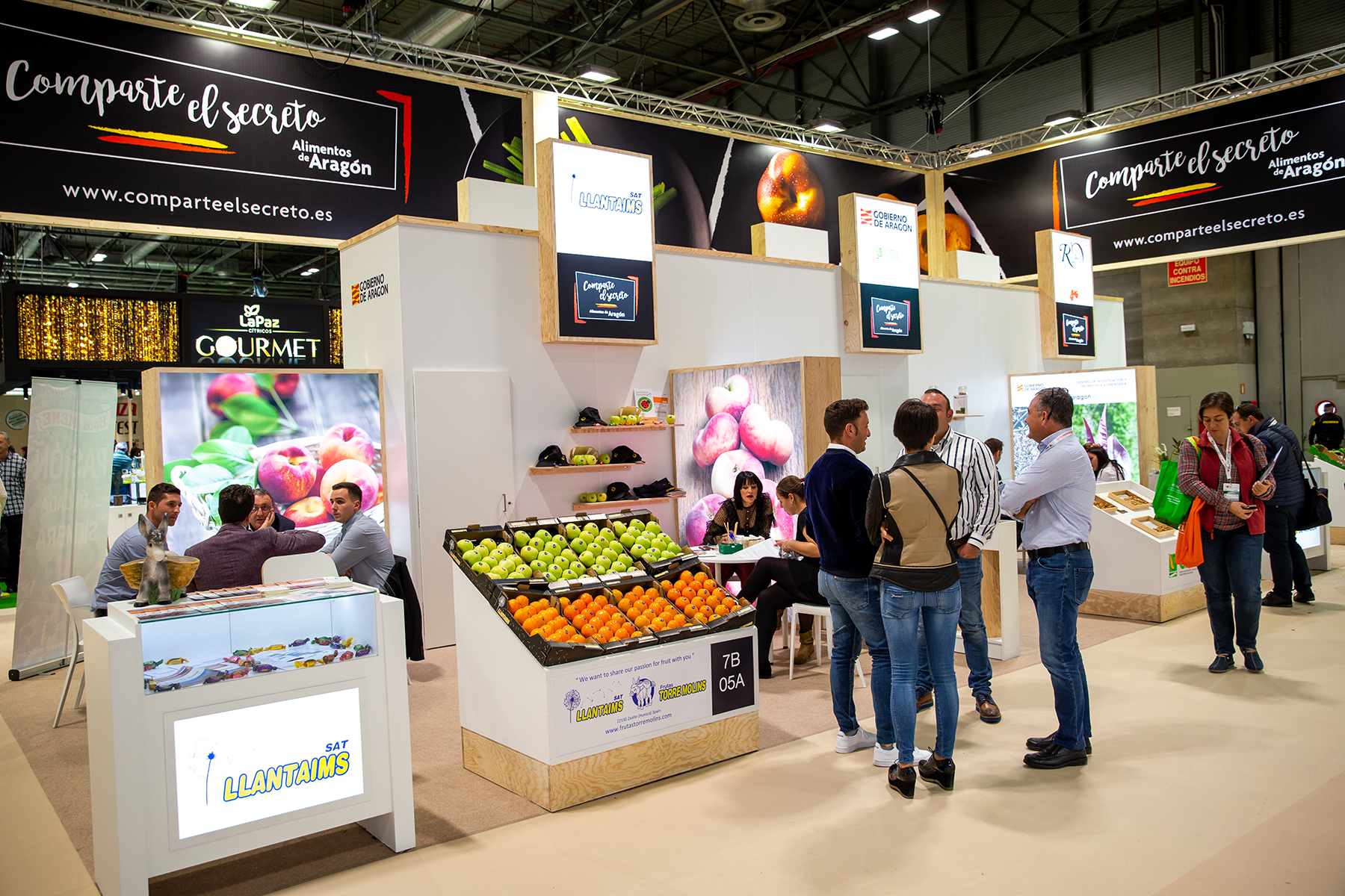 Aragón Fruit Attraction 2019